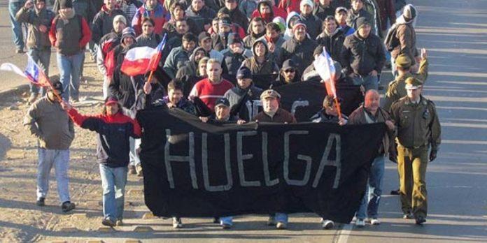 Latin America Intelligence News - Strike