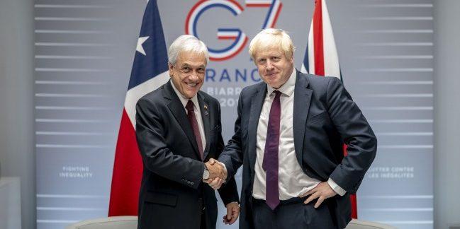 Latin America Intelligence - Chile - UK